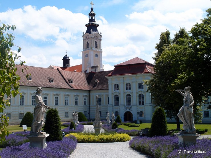 Stift Altenburg in Altenburg, Österreich