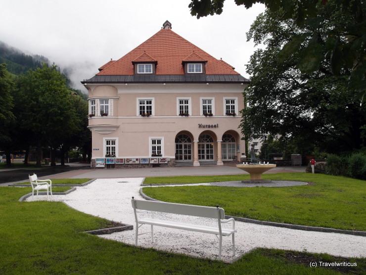 Kursaal in Bad Hofgastein, Österreich