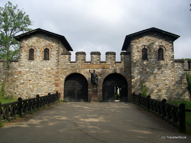 Saalburg in Bad Homburg