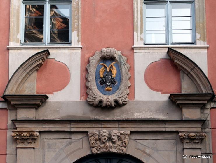 'Haus zum Krebs' in Bamberg