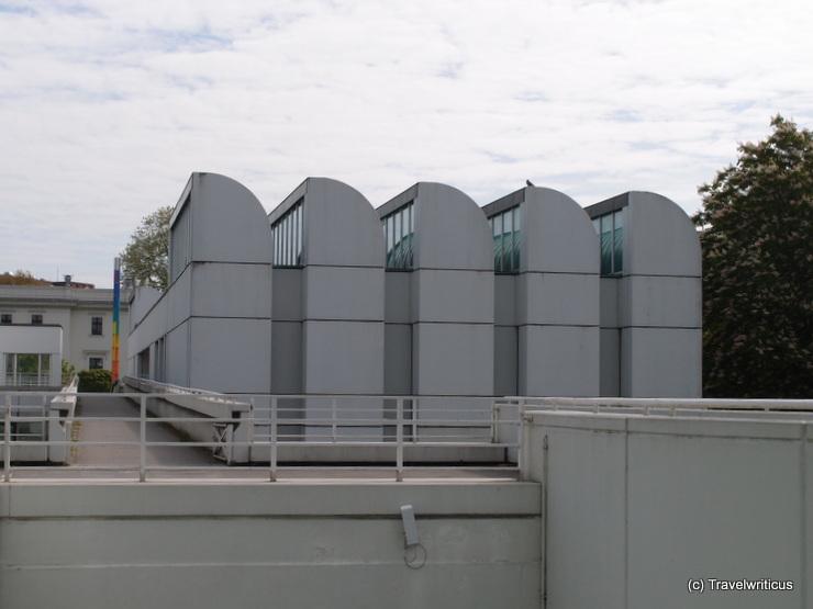 Bauhaus-Archiv in Berlin