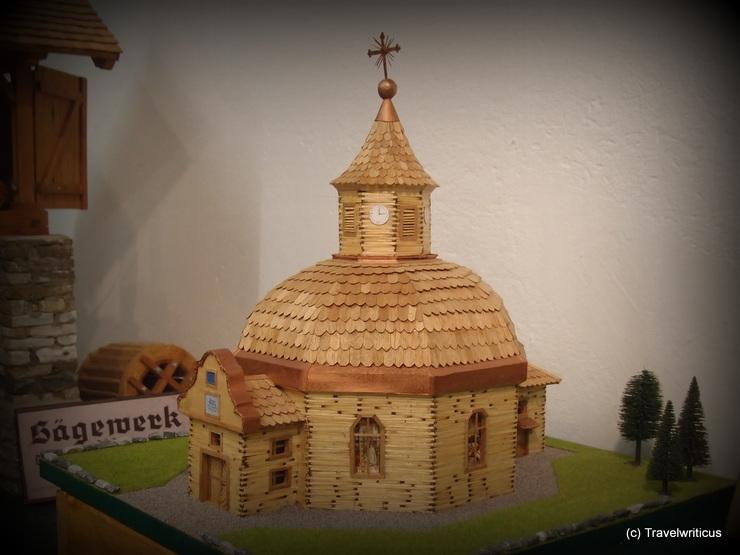 Pfarrkirche 'Maria, Mutter vom Guten Rat' in Böckstein (Modell)