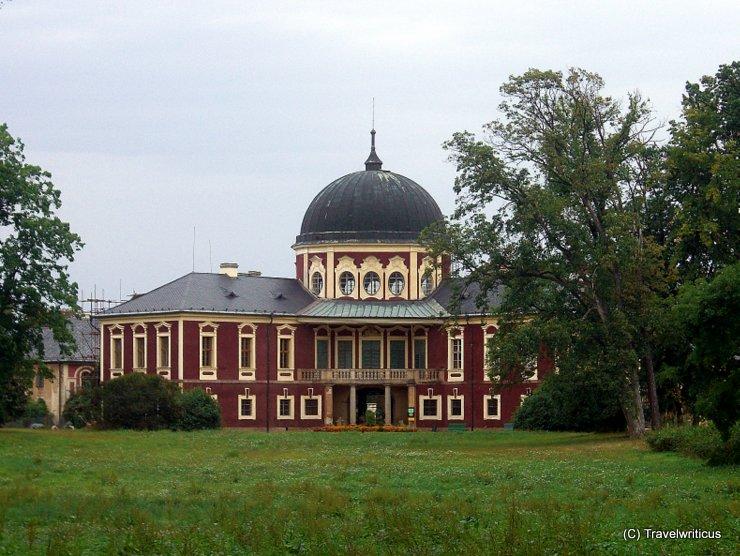 Schloss Veltrusy in Veltrusy, Tschechische Republik