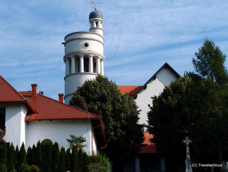 Christi-Himmelfahrt-Kirche in Bogojina