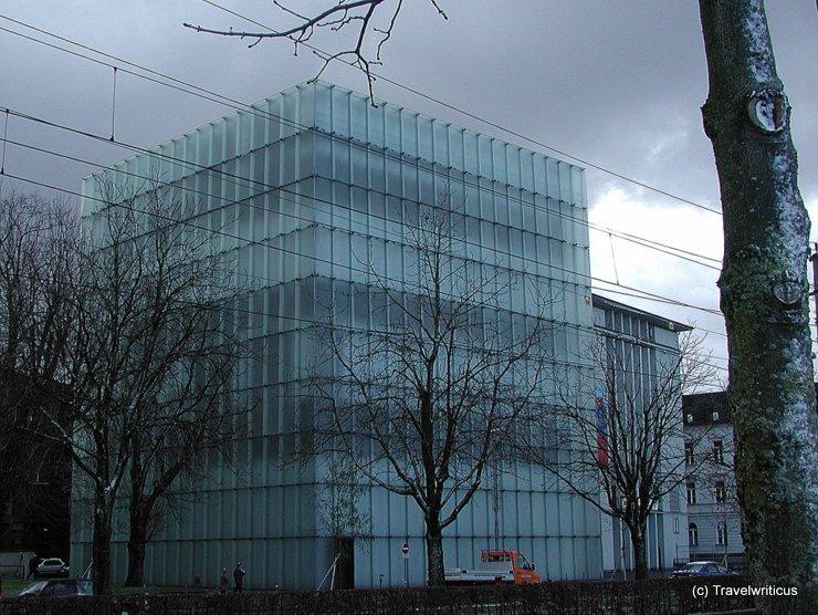 Kunsthaus Bregenz (KUB) in Bregenz, Österreich