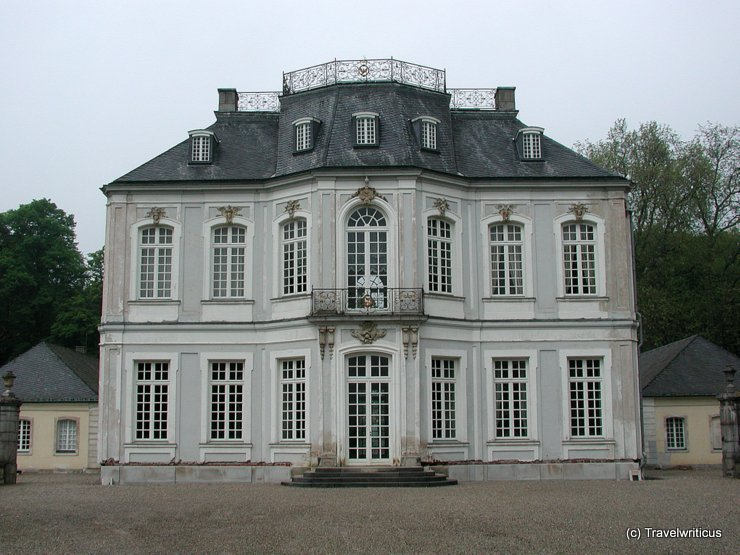 Jagdschloss Falkenlust in Brühl, Deutschland