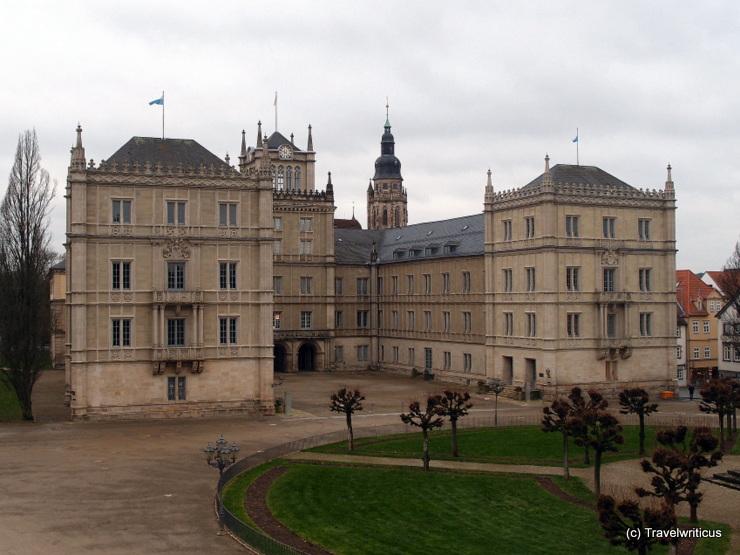 Schloss Ehrenburg in Coburg