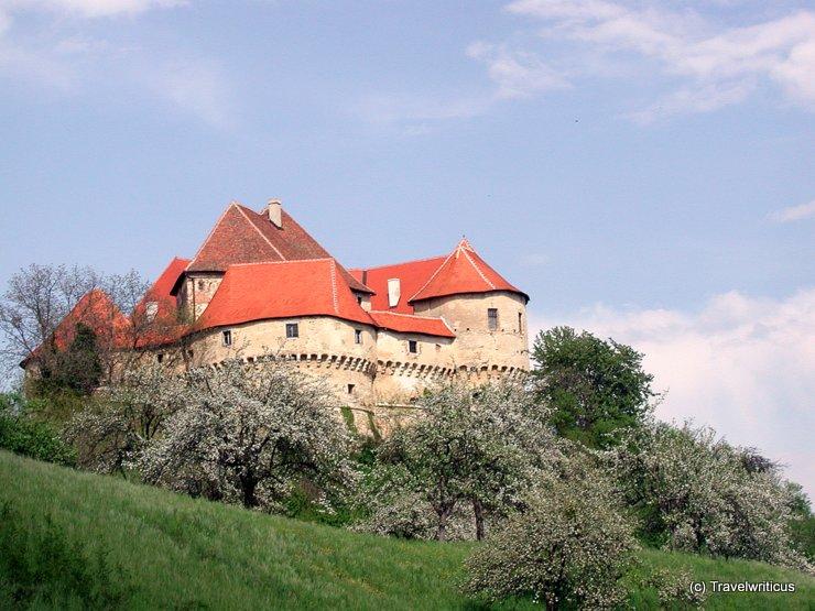 Gesamtansicht von Burg Veliki Tabor