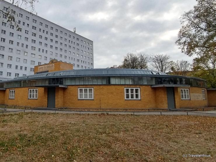 Arbeitsamt von Walter Gropius in Dessau-Roßlau