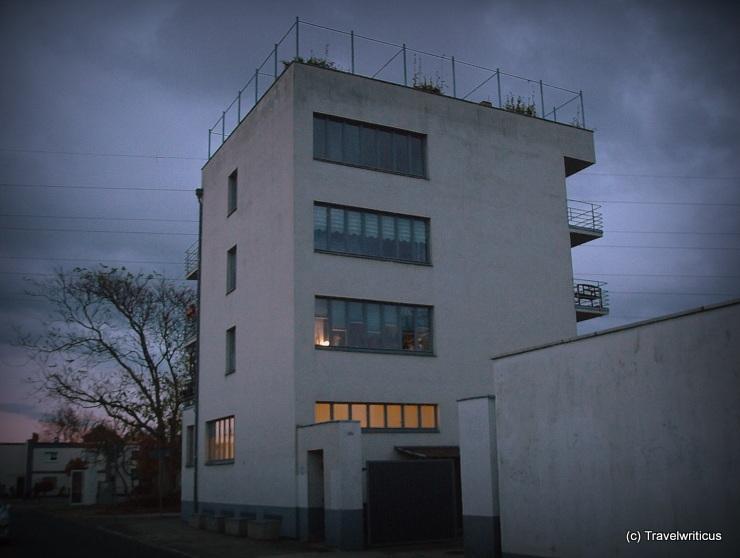Konsumgebäude (1928) in Dessau-Roßlau