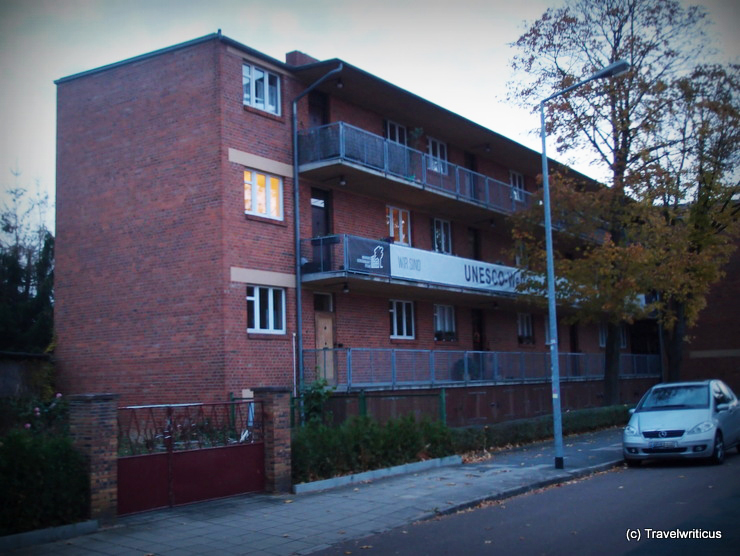 Laubenganghäuser in Dessau-Roßlau