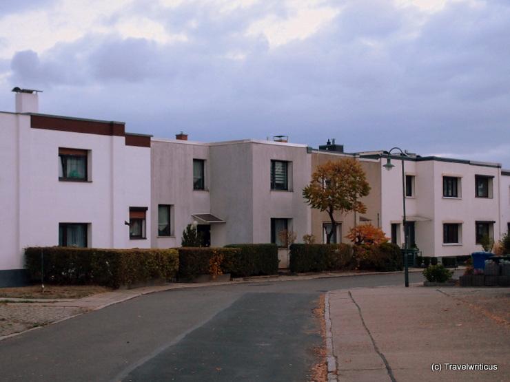 Siedlung Törten in Dessau-Roßlau