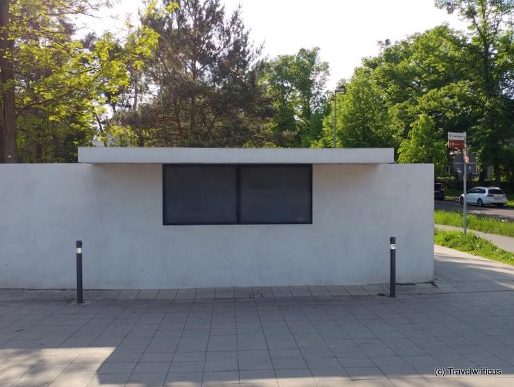 Trinkhalle in Dessau-Roßlau