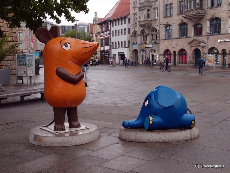 'Die Sendung mit der Maus' in Erfurt