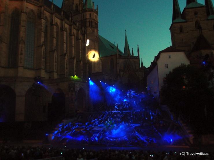 Die DomStufen-Festspiele in Erfurt
