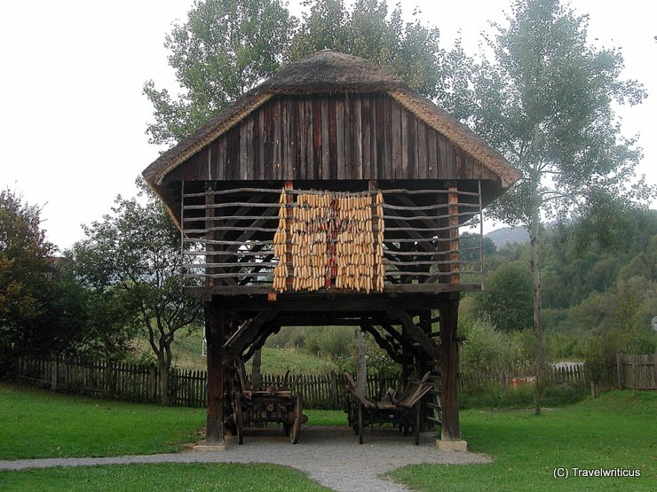 Freilichtmuseum in Rogatec