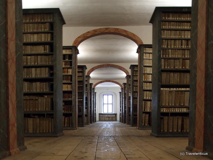 Bibliothek der Frankeschen Stiftungen in Haale (Saale), Deutschland