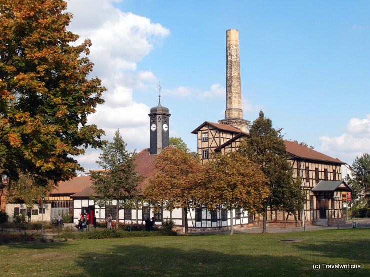 Halloren- und Salinenmuseum in Halle (Saale), Germany