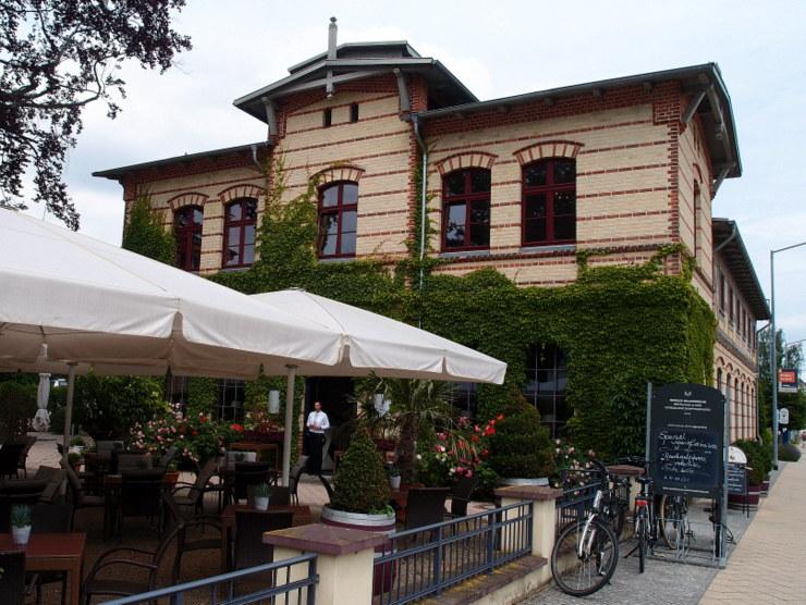 Herzogliche Dampfwäscherei in Schwerin