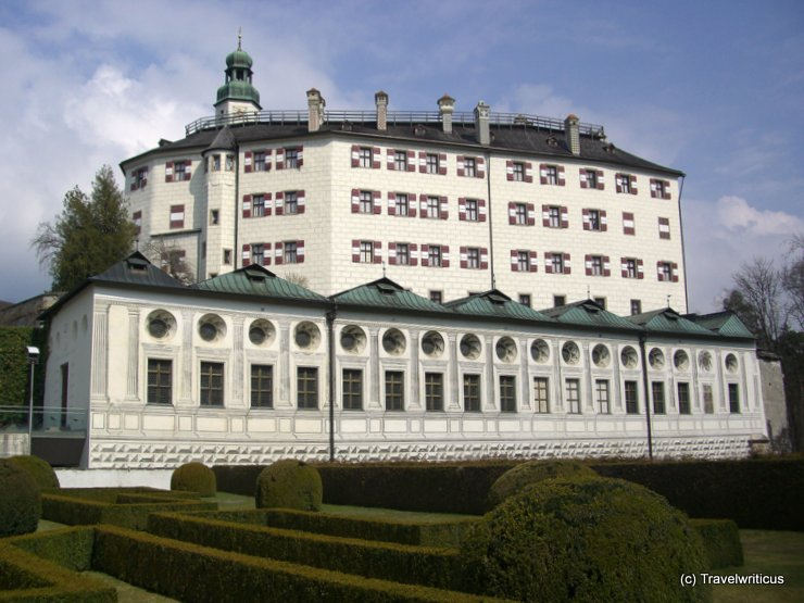 Schloss Ambras in Innsbruck, Österreich