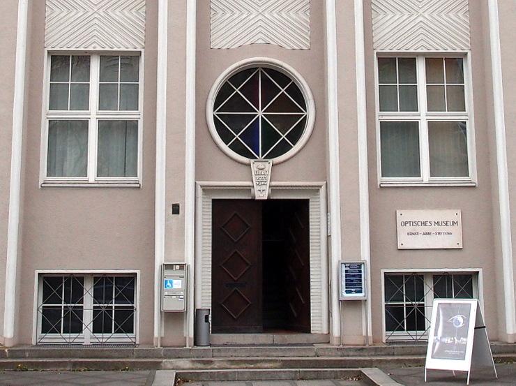 Optisches Museum in Jena, Deutschland