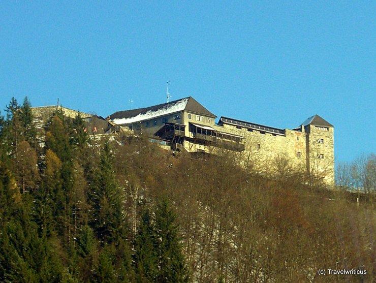 Burg Oberkapfenberg in Kapfenberg, Österreich