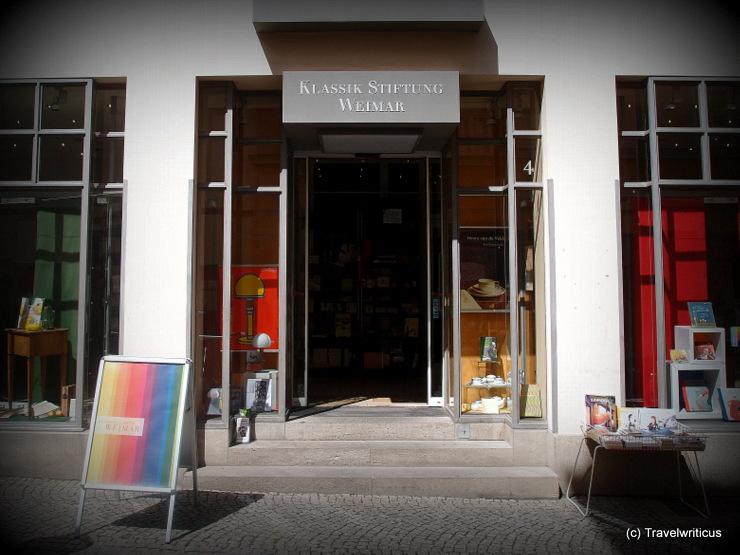 Shop der Klassik Stiftung Weimar