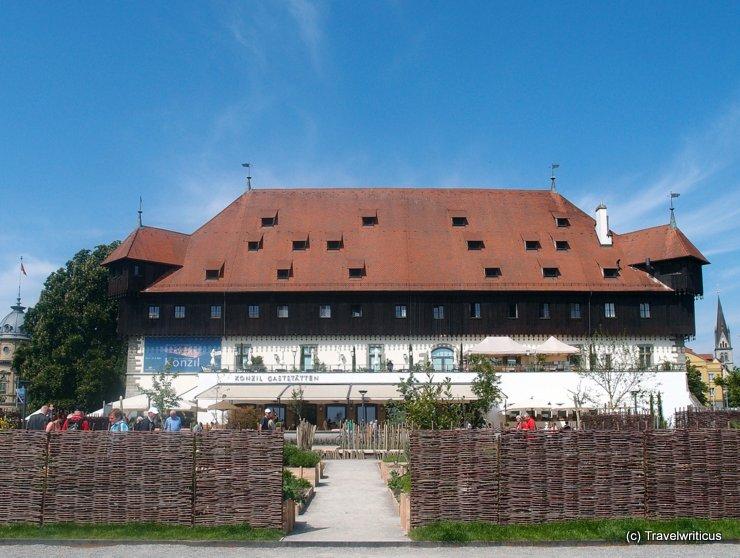 Seeseite des Konzilgebäudes in Konstanz