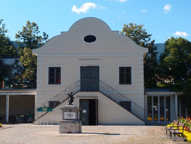 Eggenwaldsches Gartenhaus in Leoben