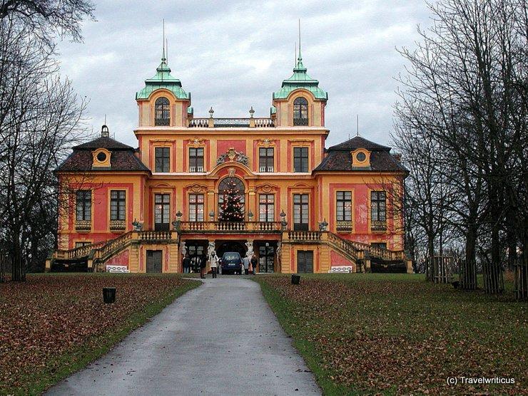 Schloss Favorite in Ludwigsburg, Deutschland