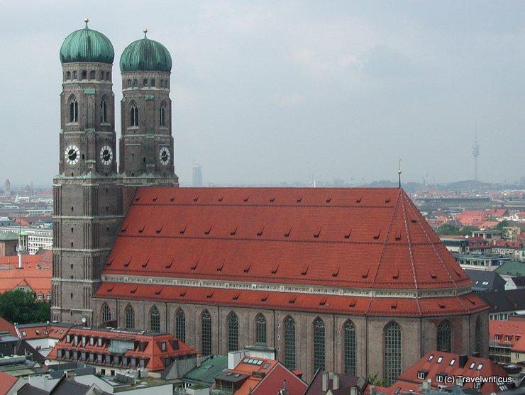 Frauenkirche in München, Deutschland