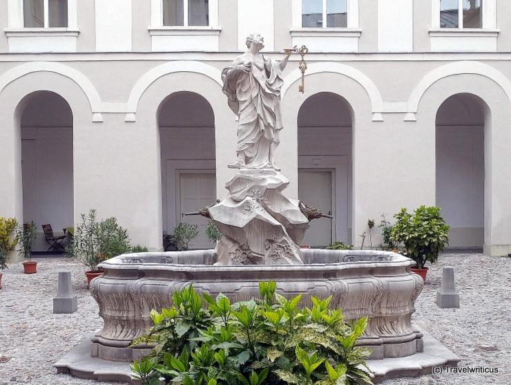 Gästehaus des Priesterseminars in Salzburg