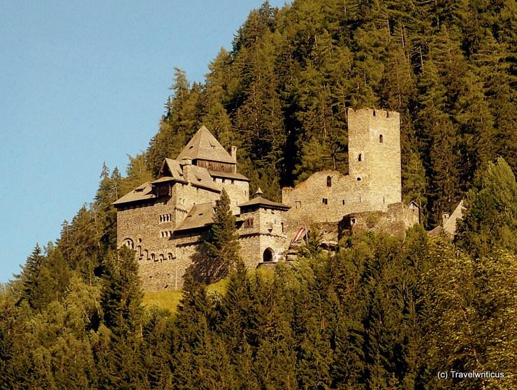 Burg Finstergrün in Ramingstein (Österreich)