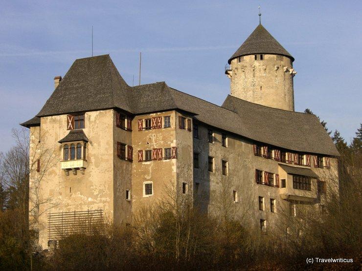 Schloss Matzen in Reih im Alpbachtal, Österreich