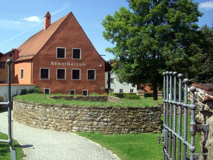Römermuseum in Passau