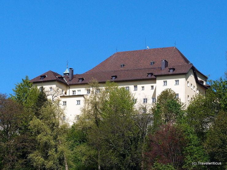 Das Kloster auf dem Kapuzinerberg in Salzburg