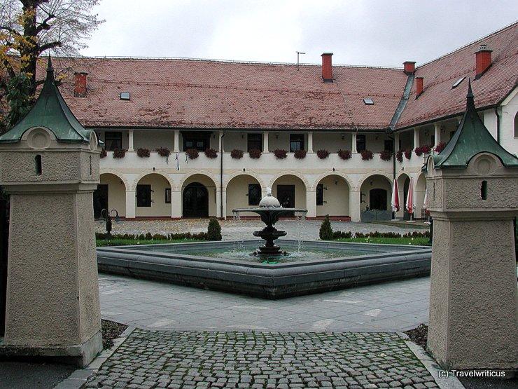 Schloss Rotenturn in Slovenj Gradec