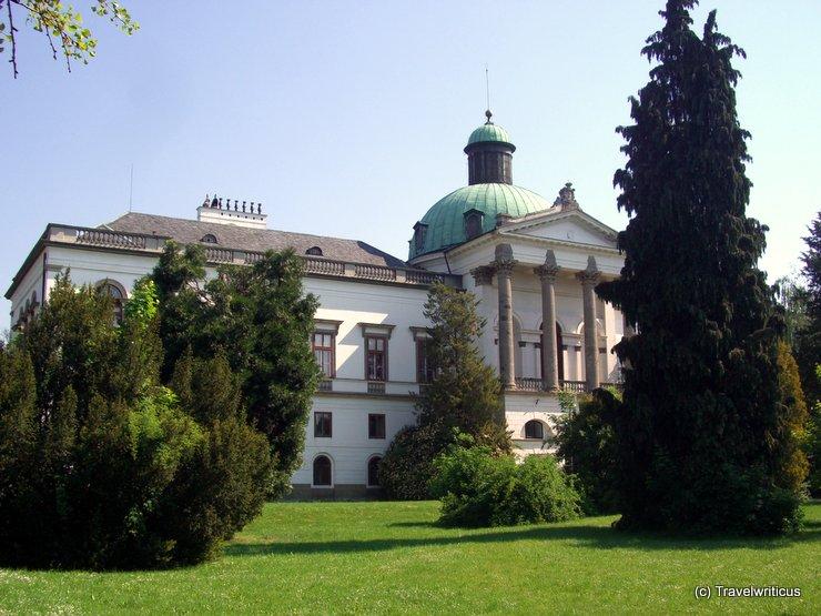Schloss Topoľčianky in Topoľčianky, Slowakei