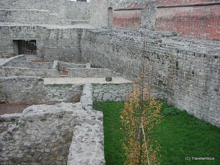 Stadtmauern von Sopron, Ungarn