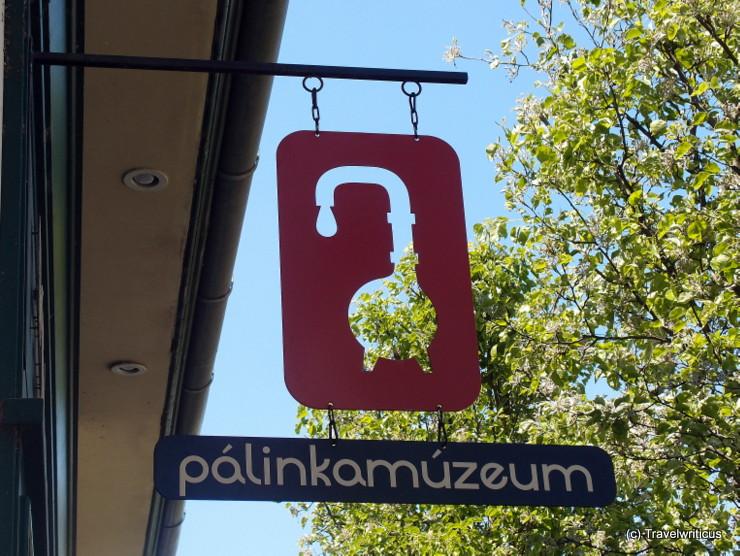 Pálinka-Museum in Visegrád