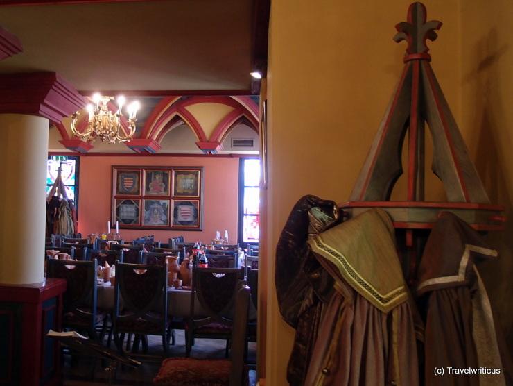 Renaissance Restaurant in Visegrád
