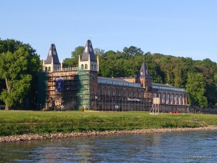 Wasserwerk Saloppe in Dresden