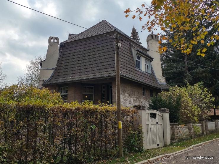 Haus Hohe Pappeln in Weimar