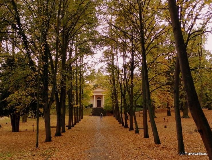 Historischer Friedhof in Weimar