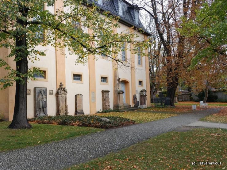 Jacobsfriedhof in Weimar