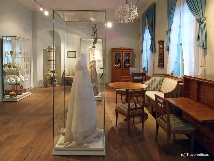 Ausstellungsraum im Stadtmuseum Weimar