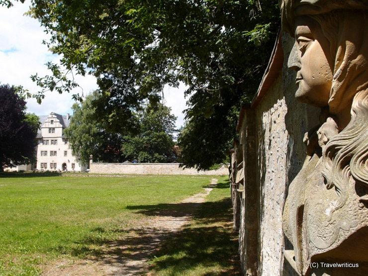 Schloss Kromsdorf im Weimarer Land