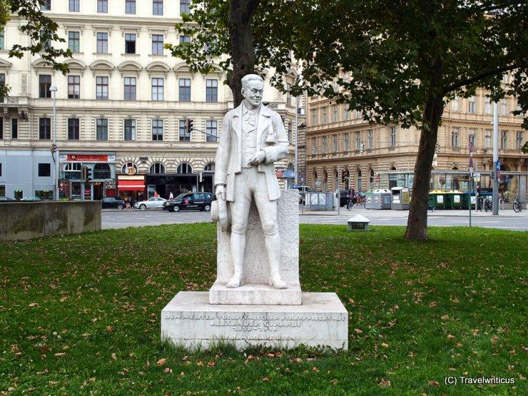 Denkmal für Alexander Girardi in Wien