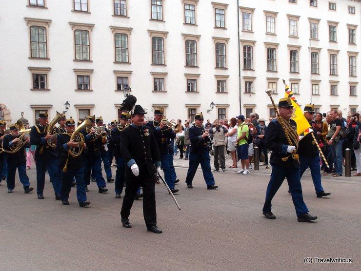 Hoch- und Deutschmeister Regimentskapelle in Wien