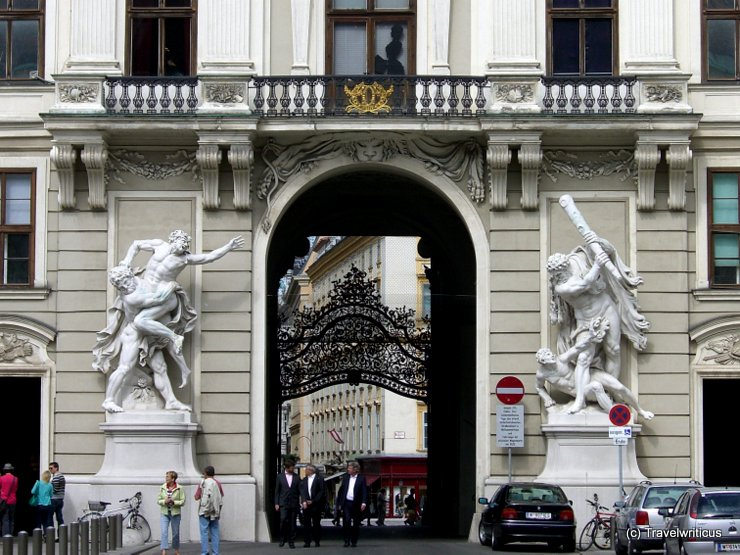Michaelertor in Wien